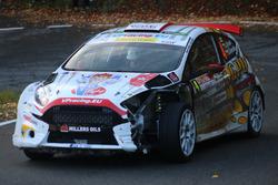 Jaroslav Orsak, David Smeidler, Ford Fiesta R5, A-Team
