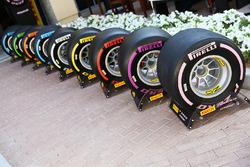 Pneumatici Pirelli 2018