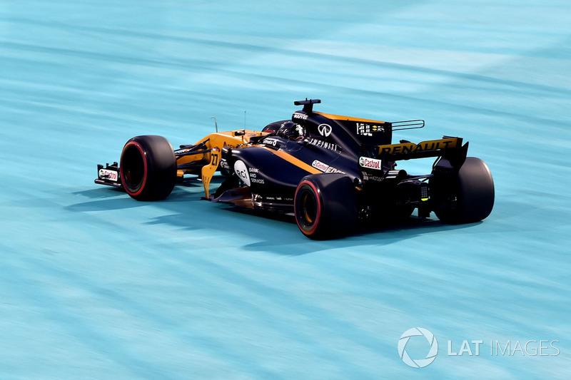 Nico Hulkenberg, Renault Sport F1 Team RS17 (7 abandonos)