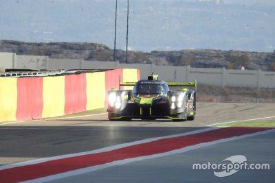 ByKolles-Test in Aragon, November