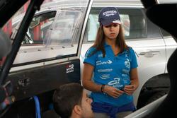 Кристина Гутьеррес, Mitsubishi Montero