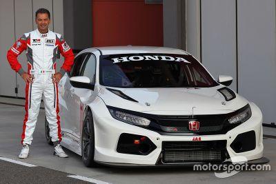 Тесты Honda Civic Type R TCR