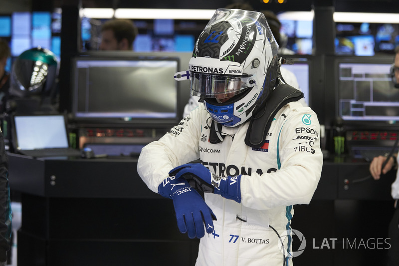 2e : Valtteri Bottas (Mercedes)