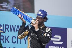 Jean-Eric Vergne, Techeetah, wins