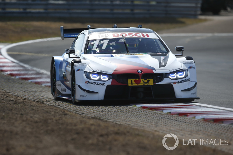 09. Marco Wittmann, BMW Team RMG, BMW M4 DTM