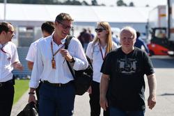 Bernd Maylander, FIA Güvenlik Aracı Pilotu ve Norbert Vettel