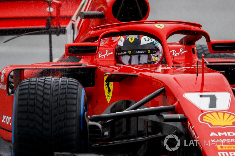 3. Кімі Райкконен, Ferrari — 131