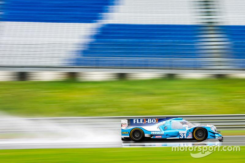 #31 APR - Rebllion Racing Oreca 07 - Gibson: Ryan Cullen, Harrison Newey, Gustavo Menezes