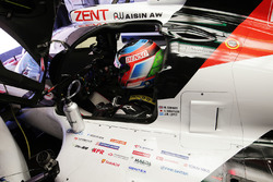 #7 Toyota Gazoo Racing Toyota TS050-Hybrid: Jose Maria Lopez