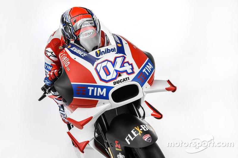 2016 - Ducati