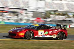 #24 Ferrari de Long Island Ferrari 458: Caesar Bacarella