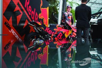 Présentation Red Bull KTM Factory Racing