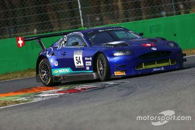 Monza, test di Marzo