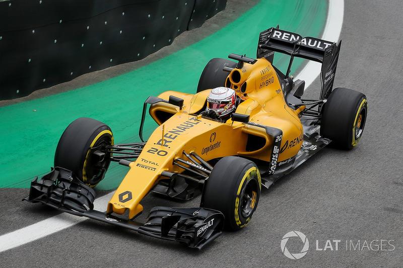 2016: Renault R.S.16 (одно седьмое место, 9-е место в КК)