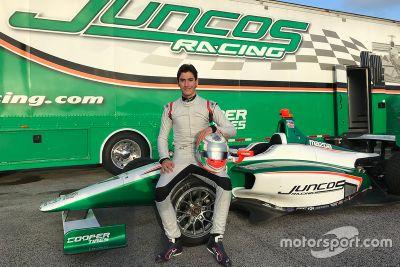 Juncos Racing announcement