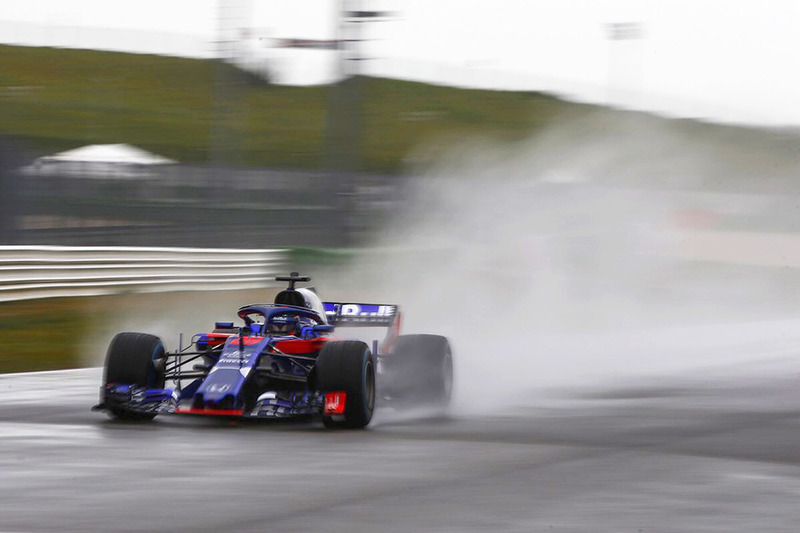 2018: Toro Rosso STR13