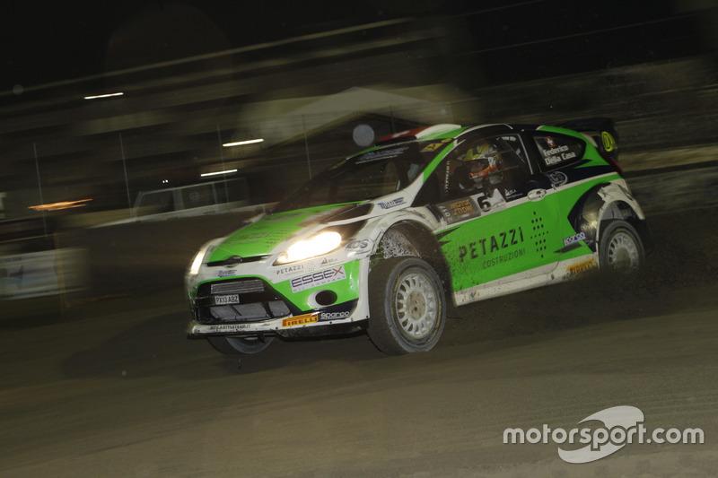 Federico Della Casa, Ford Fiesta WRC