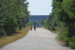 Paseo histórico por la pista de Hockenheimring