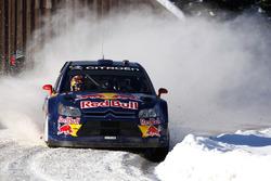 Kimi Räikkönen, Kaj Lindström, Citroën C4 WRC