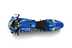 Suzuki GSX-RR 2018, Team Suzuki MotoGP