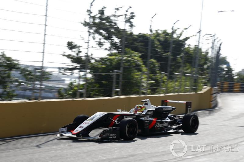 Alex Palou, ThreeBond Racing with Dorago Corse, Dallara Tomei