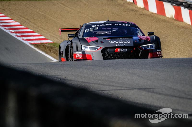 Alex Riberas, Chris Mies, WRT Audi R8 LMS #1