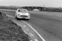 Jim Clark, Lotus Cortina