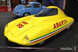 La saga Abarth à Rétromobile