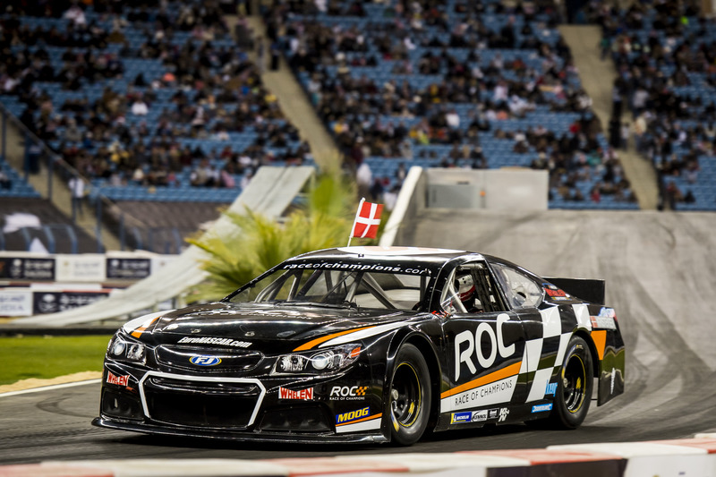 Tom Kristensen, Team Nordic in de Whelen NASCAR