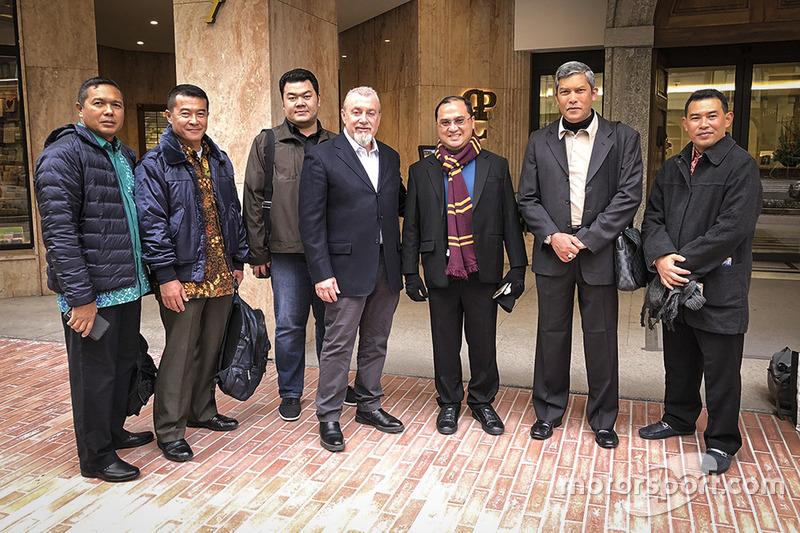 Delegasi Indonesia kunjungi kantor Youthstream di Monako