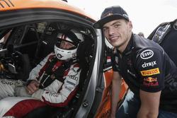 Bernhard van Oranje, Bas Koeten Racing Audi RS3 LMS with Max Verstappen