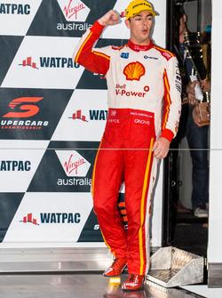 Third place Scott McLaughlin, DJR Team Penske Ford