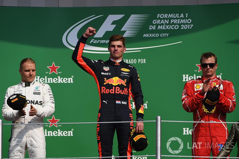 Meksika GP - Kazanan: Max Verstappen