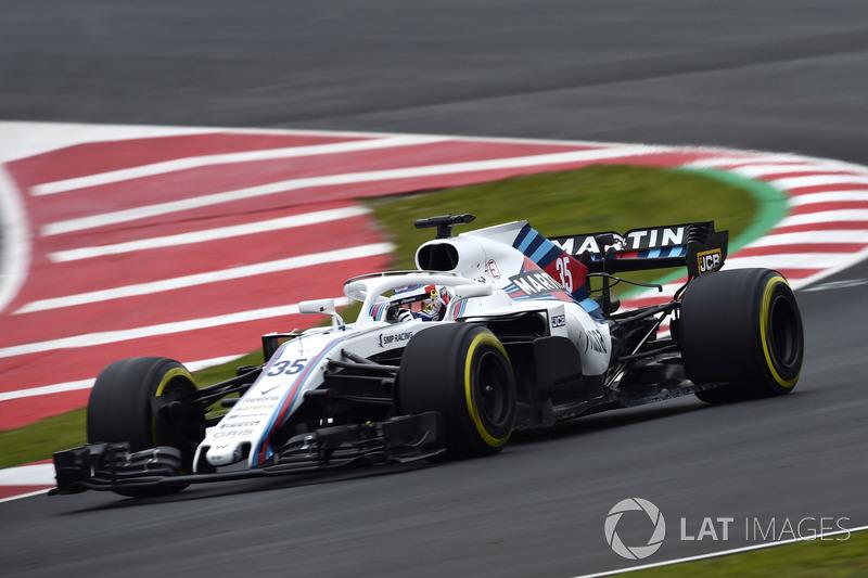 10e : Williams FW41
