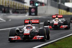 Jenson Button, McLaren MP4/26