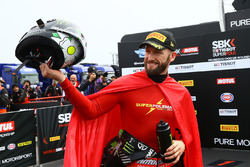 Tom Sykes, Kawasaki Racing, conquista la pole position
