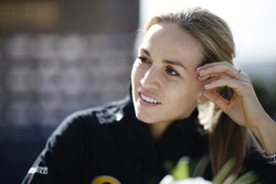 Carmen Jorda, Development Driver, Lotus F1 Team