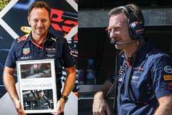 Christian Horner, Red Bull Racing, Team Principal of the Year 2017