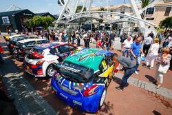 Cars lineup