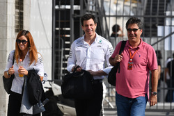Toto Wolff, Mercedes AMG F1