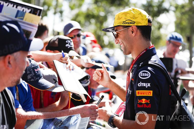 Formule 1 Liveticker: De donderdag van de GP van Australië