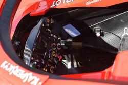 volante della Ferrari SF71H
