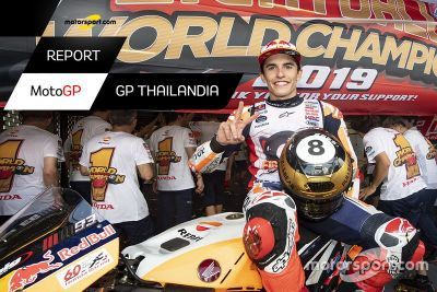 GP della Thailandia