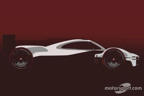 Anuncio Porsche Motorsport LMDh