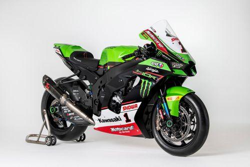Kawasaki Racing Team - Prezentacja