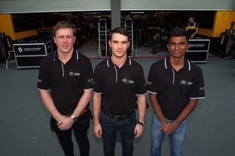 Partecipanti alla Infiniti Engineering Academy