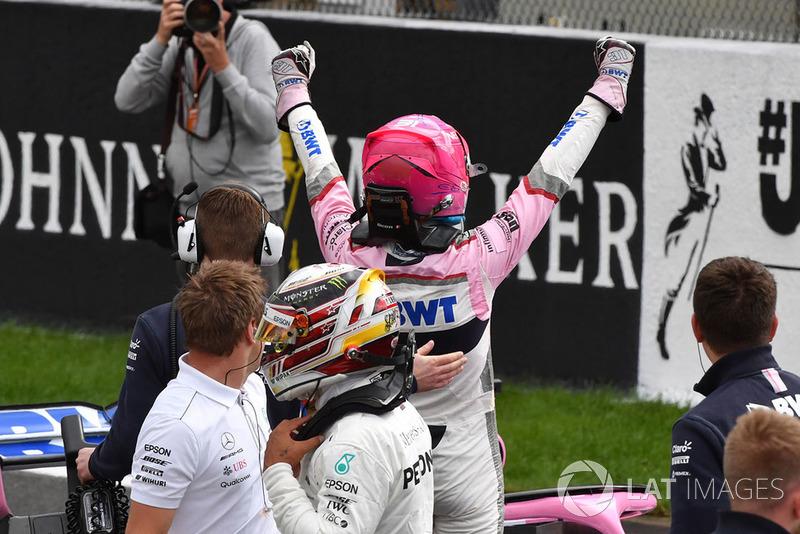 EstebaEsteban Ocon, Racing Point Force India VJM11