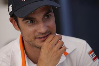 Dani Pedrosa, Repsol Honda, entrevista con Motorsport.com
