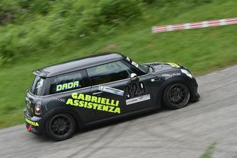 Davide Gabrielli, Mini Cooper S JCW, Gr. Sport. A.C. Ascoli P.