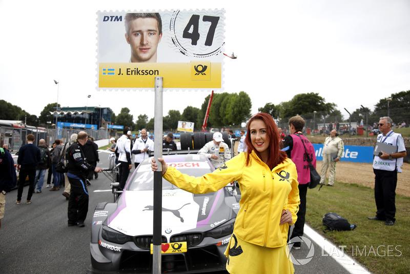 Грід-гьол Юеля Ерікссона, BMW Team RBM
